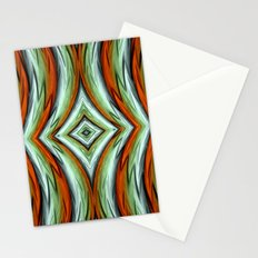 Phoenix abstract Stationery Cards