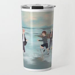 Five Years of Bangtan Travel Mug