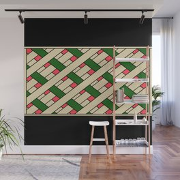 Abstract pattern 5 Wall Mural