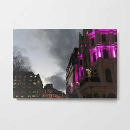 Dramatic London Metal Print