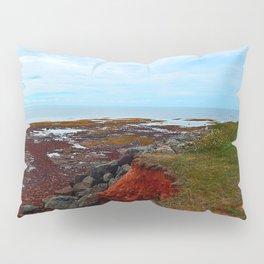 PEI Shoreline in Point Prim Pillow Sham