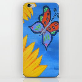Butterfly Banquet iPhone Skin