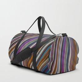 Wild Wavy Lines 44 Duffle Bag