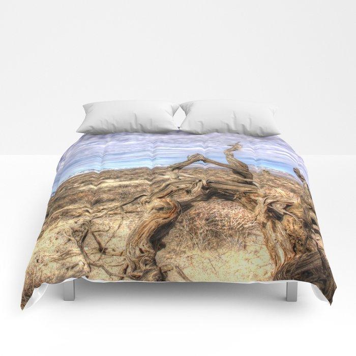 Desert Driftwood Comforters