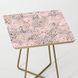 Blush Odyssey Side Table
