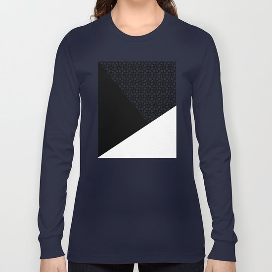 A_pattern Long Sleeve T-shirt