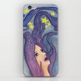 Galaxy Dreamer iPhone Skin