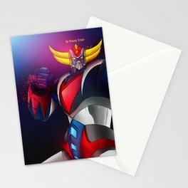 Pulp Goldorak Stationery Cards
