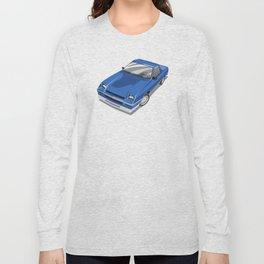 Rampage Blue Long Sleeve T-shirt
