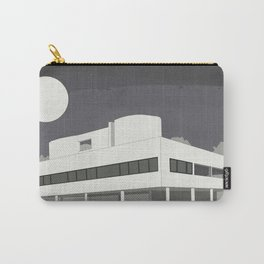 Villa Savoye / Le Corbusier ! Architectural poster! Carry-All Pouch