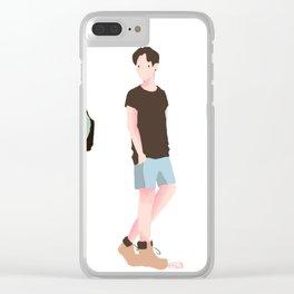 BoyfriendJungkook™ Clear iPhone Case