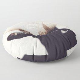 Sheltered Dreams II Floor Pillow