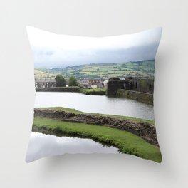 Caerphilly Throw Pillow
