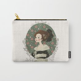 The tenant of Wildfell hall Carry-All Pouch