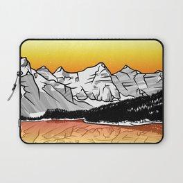 Moraine Lake Banff Laptop Sleeve