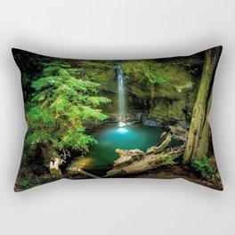 Big Basin Redwoods State Park California United States Ultra HD Rectangular Pillow