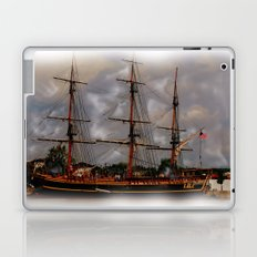 the Tall Ships Laptop & iPad Skin