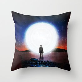 What Was Foud Throw Pillow