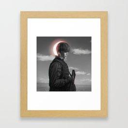 The Last Quarter Framed Art Print