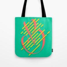 Tropical B Tote Bag
