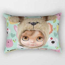 ERREGIRO BLYTHE DOLL CHIO ANIMALS  Rectangular Pillow