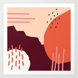 Coit Pattern 66a Art Print