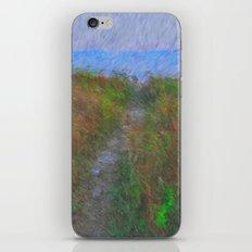 Path to the Sea iPhone & iPod Skin