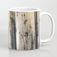 woody Mugs featuring Woody by Sproot