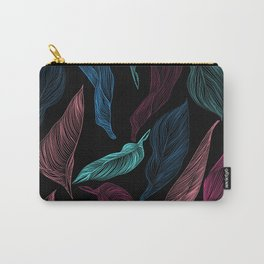 silk leaves Carry-All Pouch
