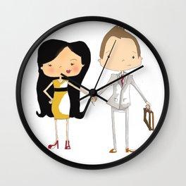 Nave Wall Clock