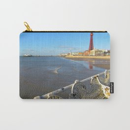 Sunny Day In Blackpool  Carry-All Pouch