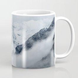 Mountains, clouds and fog Coffee Mug
