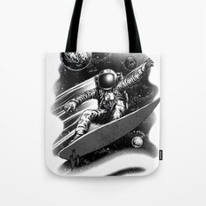 Surf Anywhere Tote Bag