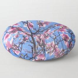 Cherry Blossoms 1281 Floor Pillow