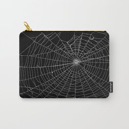 Spider Spider Web Carry-All Pouch
