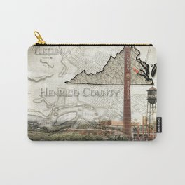 Henrico County VA Carry-All Pouch