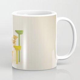 plastic flowers Coffee Mug