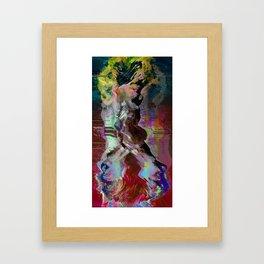 Aquafiend Framed Art Print
