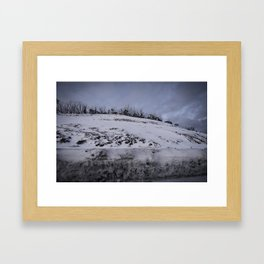 Mount Hotham Framed Art Print