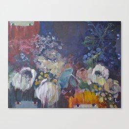 flowering 2 Canvas Print