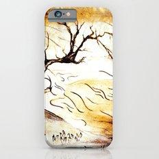 landscape Blossom iPhone 6s Slim Case