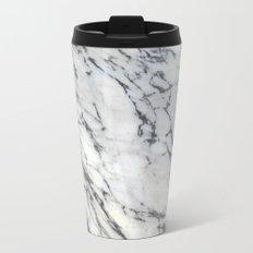 MARBLE II Metal Travel Mug