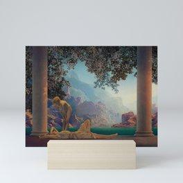Daybreak by Maxfield Parrish Mini Art Print