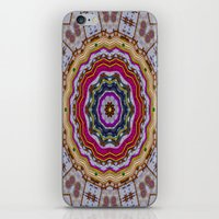 woodstock iPhone & iPod Skins featuring Woodstock Pattern kinda by Pepita Selles