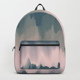Abstract Art. Morning Mist Backpack