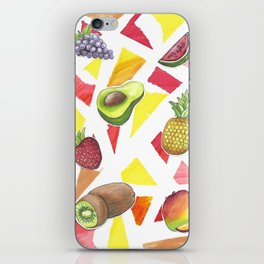 Summer Fruits iPhone Skin