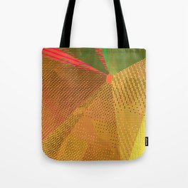 Textures One Version Two Tote Bag