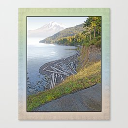 PACIFIC NORTHWEST LATE SUMMER EVENING Canvas Print