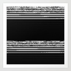 Audio Image 01 Art Print