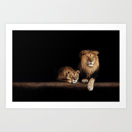 Lion King Art Prints For Any Decor Style Society6